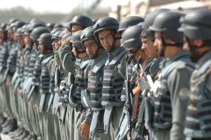 300 additional ANP officers ready to hit the streets