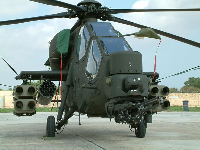 Mangusta 2 Elicottero : Settembre bye uncle sam