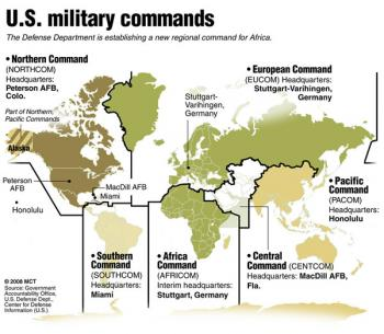 us military commands
