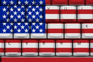 us-flag-keyboard