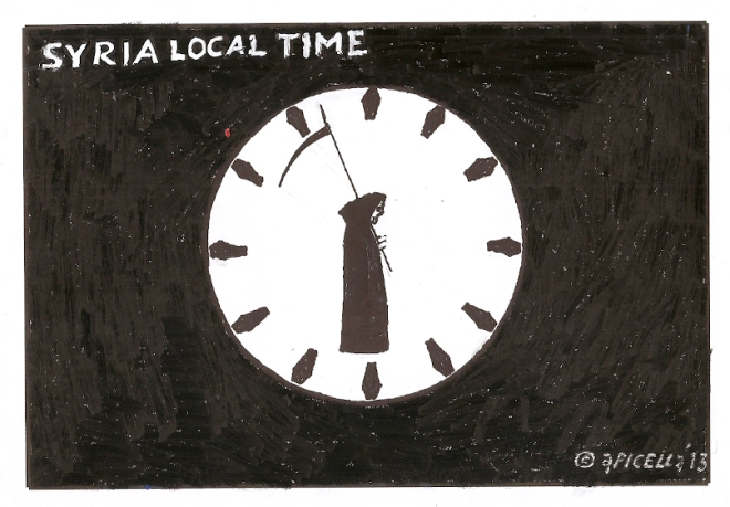 SYRIA LOCAL TIME