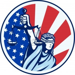 14029337-illustration-of-lady-with-blindfold-holding-scales-of-justice-with-american-stars-and-stripes-flag-s