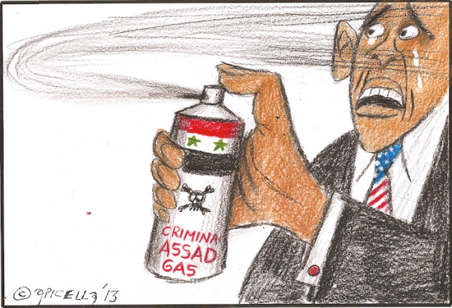 CRIMINAL ASSAD GAS