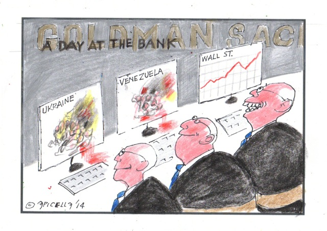 A DAY AT THE BANK704