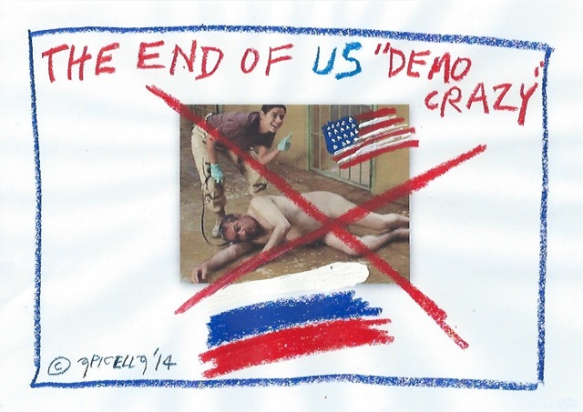 END OF DEMOCRAZY