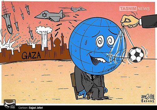 gaza mundial