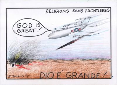 RELIGIONS SANS FRONTIERES